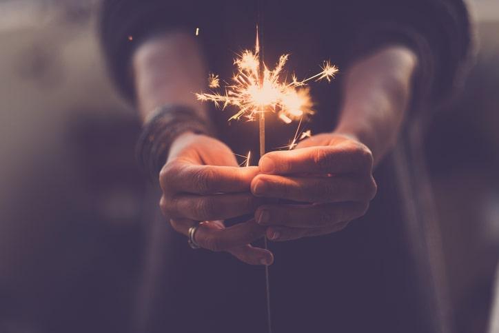Rituales de año nuevo: cómo entrar con buen pie al 2021