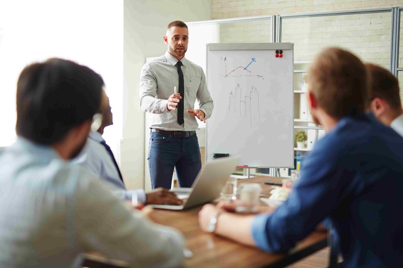El arte del speaker: cómo hablar en público y no aburrir a tu audiencia